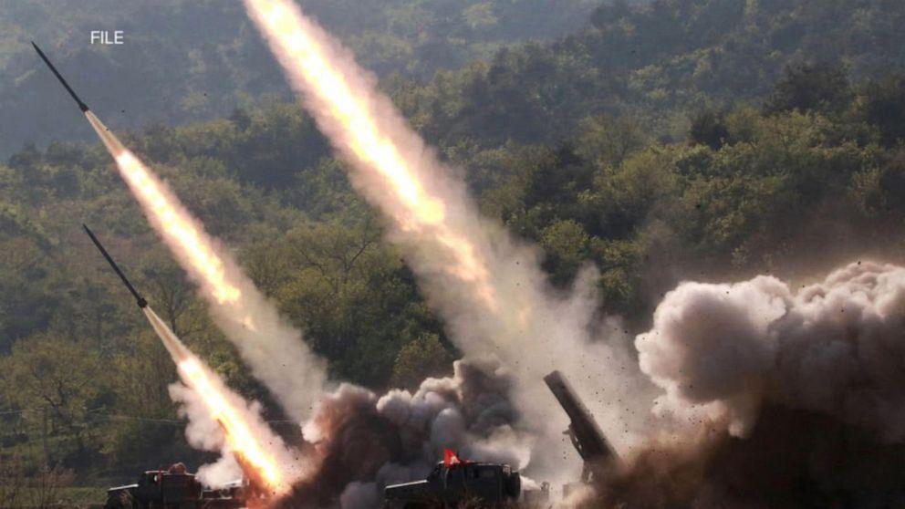 Koreja e Veriut, provë me raketa balistike