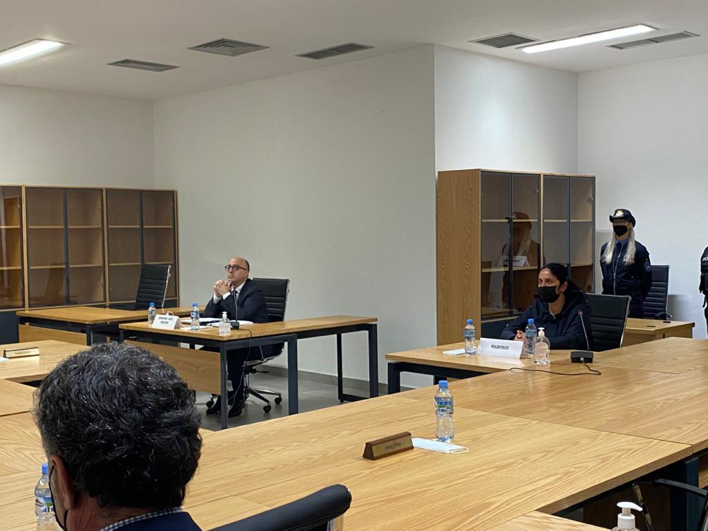 Shtyhet seanca për Enkelejda Hoxhën, gjyqtarja: Kërkoj kohë për të përgatitur parashtrimin tim