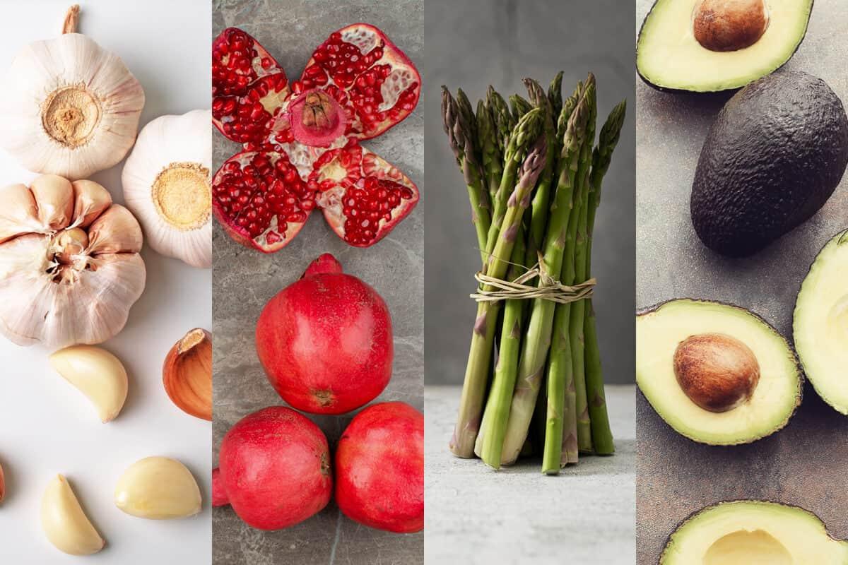 10 ushqimet më të mira që pastrojnë arteriet