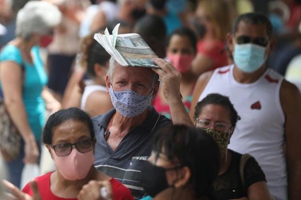 Shifra rekord, Brazili regjistron rreth 80 mijë raste me covid në 24 orë