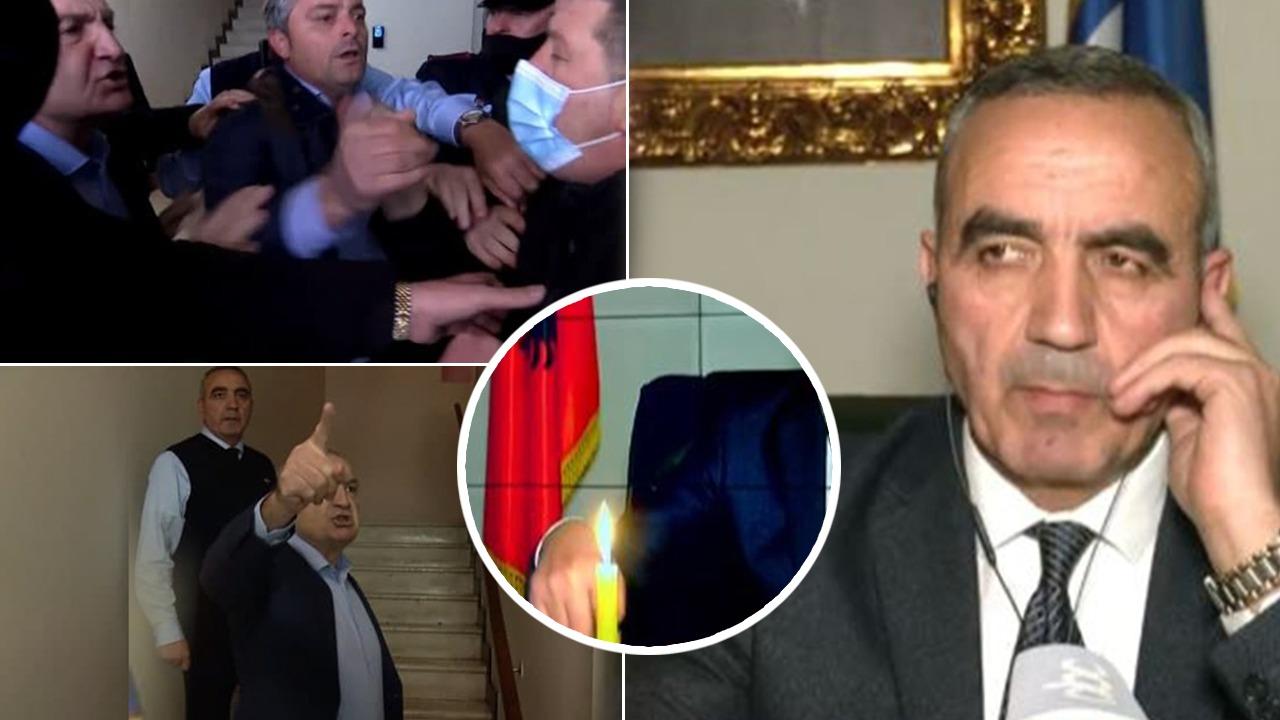 """FRD-së i fikin dritat, Sali Shehu në ABC: Jam me qiri si në kohën e luftës, Meta më tha """"prit se erdha"""""""