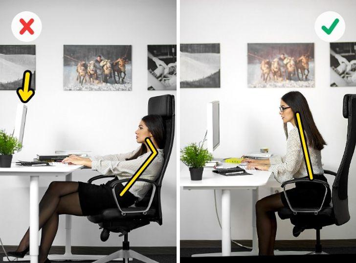 5 mënyra si të mbroni shëndetin tuaj kur uleni para kompjuterit në punë