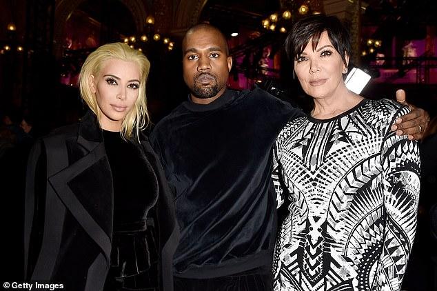 Kris Jenner thyen heshtjen dhe flet për divorcin e së bijës me Kanye West
