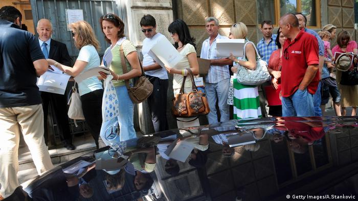 Kontingjenti i vizave të Rregullores së Ballkanit Perëndimor mbetet i pashfrytëzuar