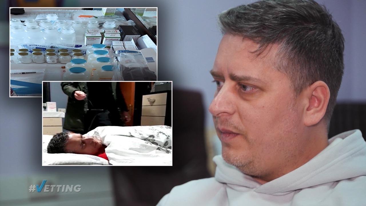 VETTING/ Pandemia dhe tregtarët e jetës, denoncimi: Mjeku nxori ilaçin nga pavijoni, do ma shiste 500 €