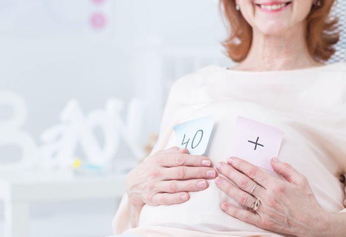 Sa janë shanset për të mbetur shtatzënë pas moshës 40-vjeçare