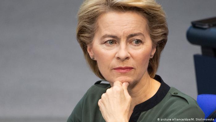 Ursula von der Leyen refuzon kërkesën e mjekëve shqiptarë për t'u takuar