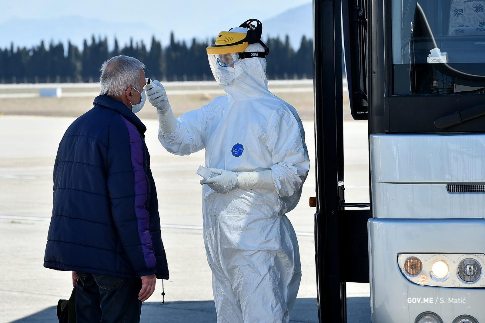 Rritja e numrit të infeksioneve, ashpërsohen masat anti-Covid në Mal të Zi