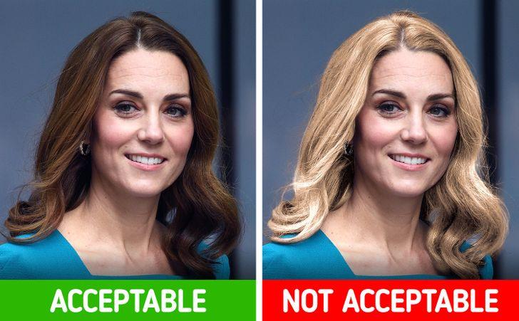 9 gjëra që anëtarët e familjes mbretërore nuk lejohen të ndryshojnë në pamjen e tyre