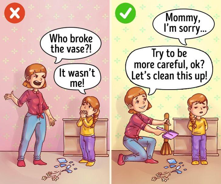 7 sjellje të fëmijëve që nuk duhet t'i injoroni