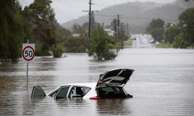 Përmbytje në Sydney, evakuohen banorët