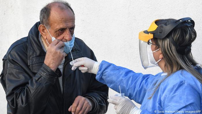 Del jashtë kontrollit situata e pandemisë në Mal të Zi