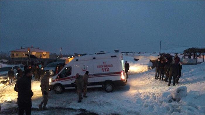 Rrëzohet helikopteri në Turqi, 9 të vdekur dhe 4 të plagosur