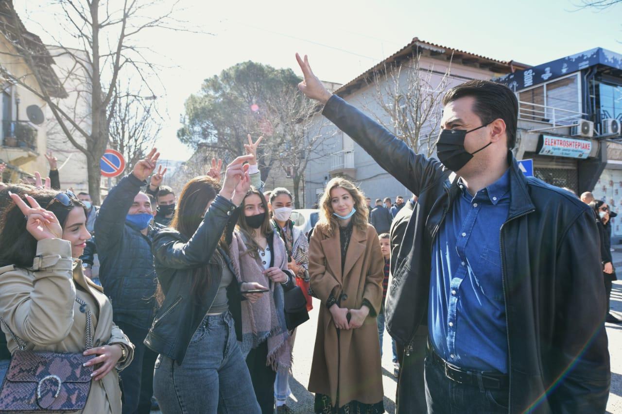 Basha: Në 25 prill do t'i japim fund të keqes, nëse nuk i mbaj premtimet nuk kërkoj më mandat