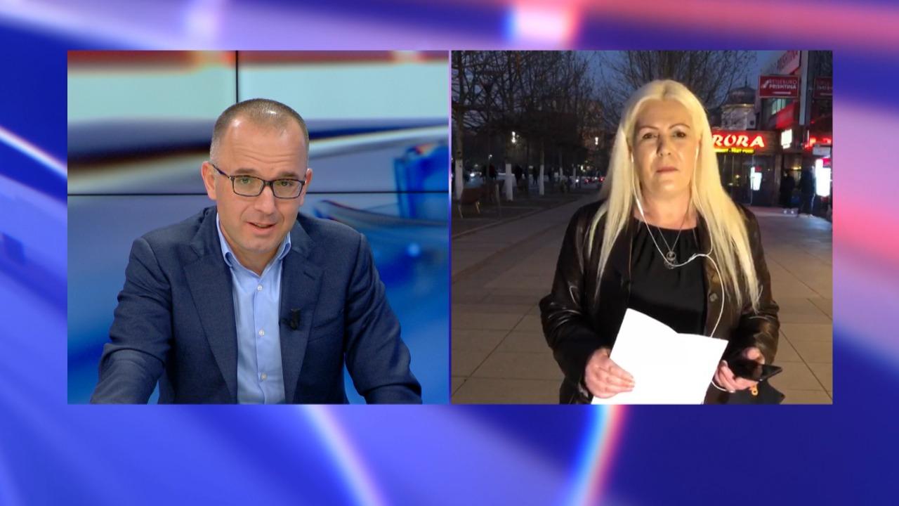 Vizita e Lajçak në Kosovë, gazetarja Karadaku: Shpreh qartë kërkesën e BE për dialog me Serbinë