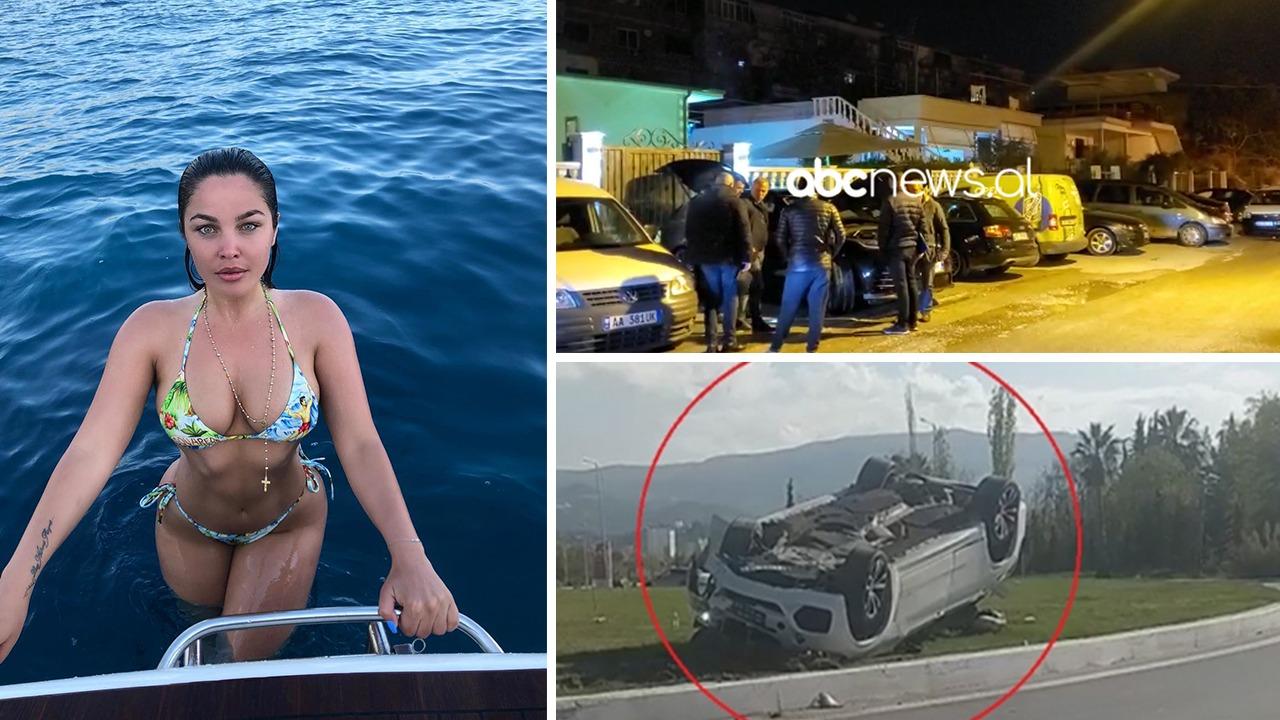 Nga aksidenti në hyrje të Vlorës te djegia e makinës, Françeska Jaçe nuk gjen qetësi