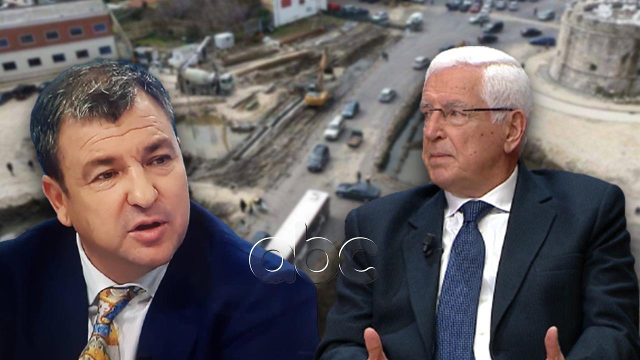 """Ndërtimi i """"Velierës"""" në Durrës, Neritan Ceka tregon debatin me Vangjush Dakon: Çfarë më tha"""