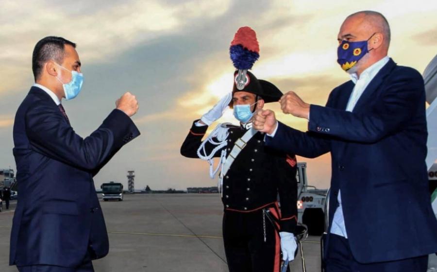 Rama e nis vizitën në Itali me një kërkesë LIVE për ministrin e Jashtëm: Zgjidhe këtë punë