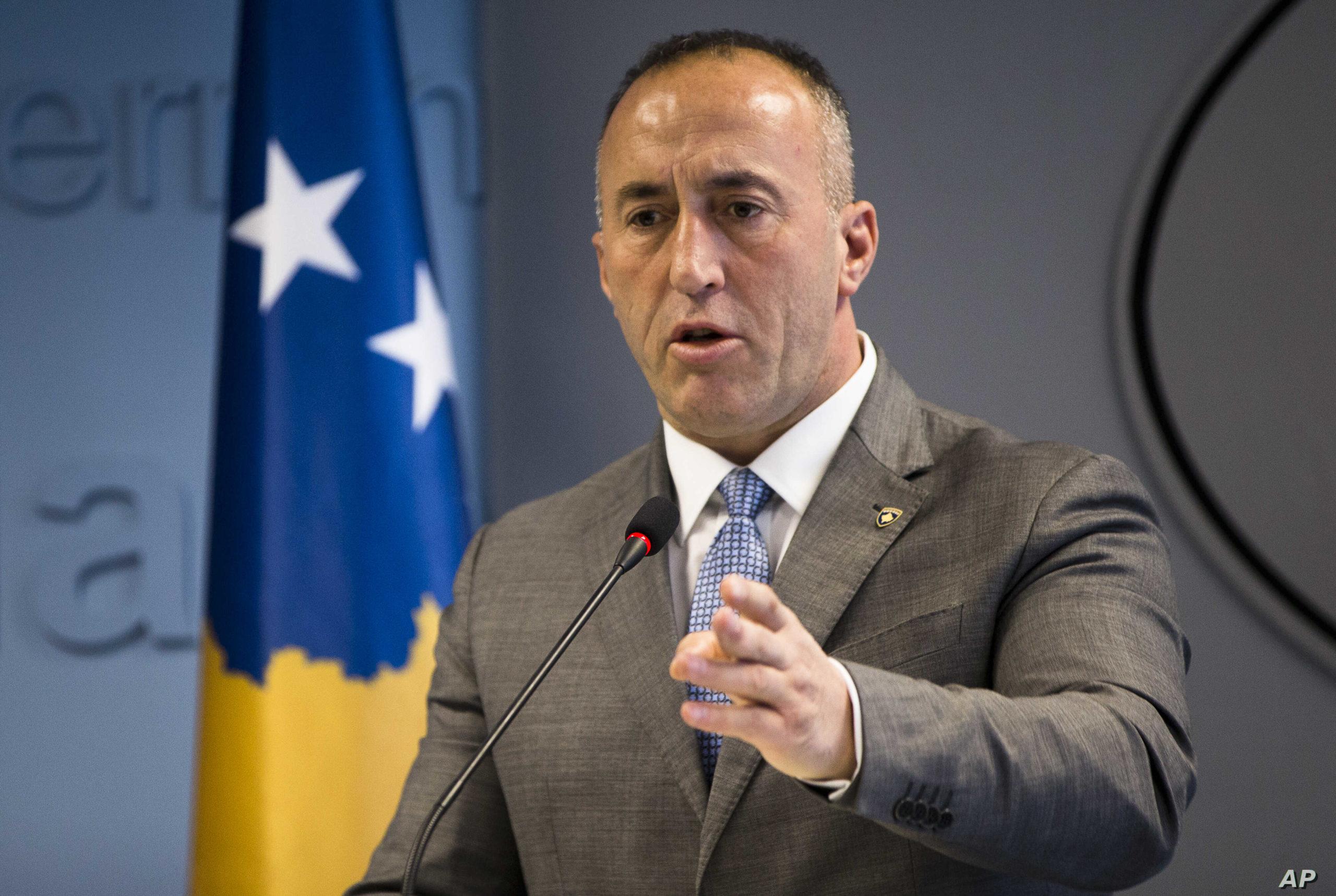 Haradinaj: Nuk kam përgjigje për kandidaturën e Osmanit për presidente, VV e ka përgjegjësi