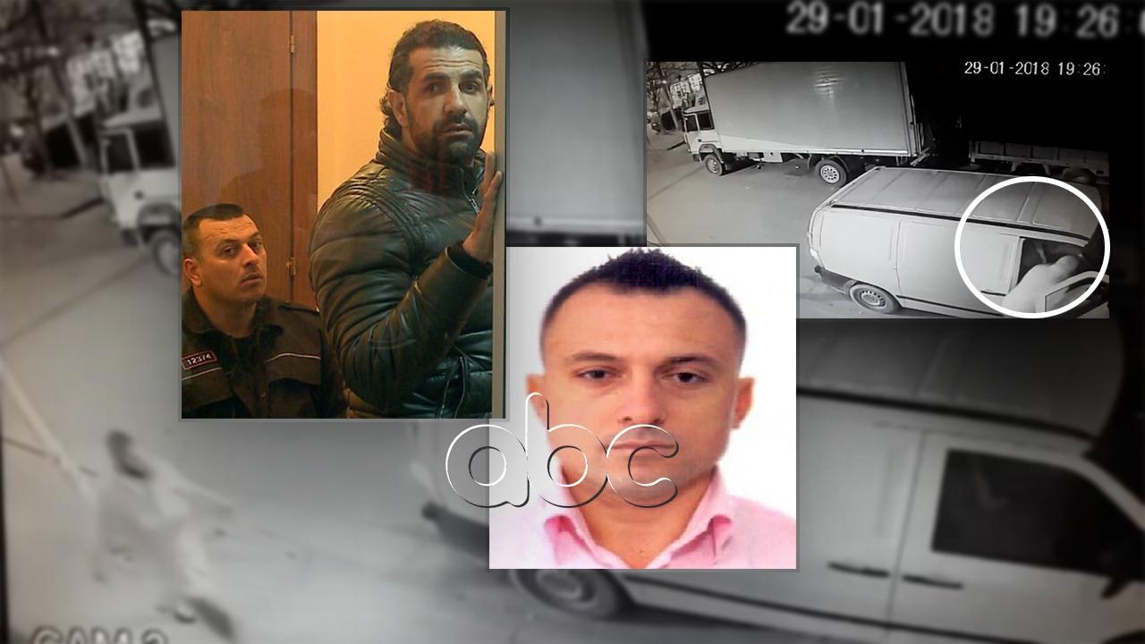 VIDEO/ Momenti kur greku largohet me furgon të bardhë pasi ekzekuton Devi Kasmin