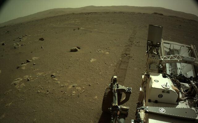 Magjike, Rover Perseverance dërgon tingujt e parë nga Marsi