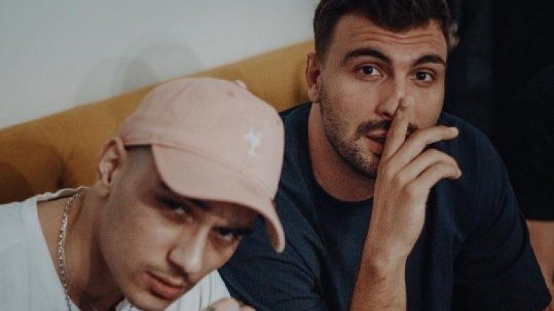 FOTO/ Reperi i njohur shqiptar zyrtarizon lidhjen e dashurisë, prezanton për herë të parë partneren