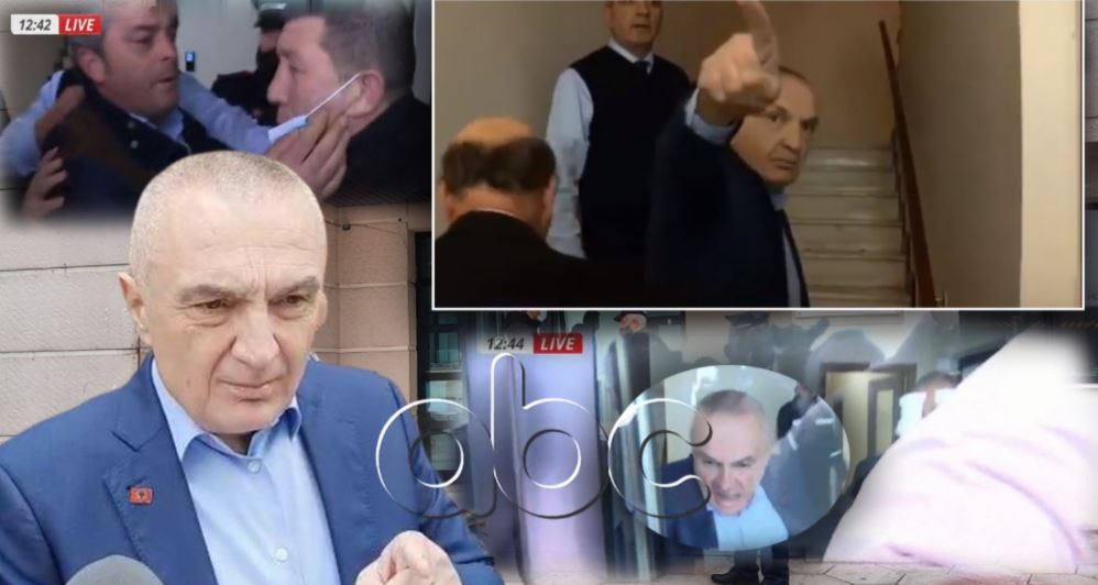 Policia Bashkiake e Tiranës: FRD ka zënë pronën, të lirohet vullnetarisht ose do veprojmë