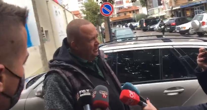 Sherri me Luçiano Boçin, Luca fyen gazetaren: Kam një shenjë qe po ta tregova s'do të vijë mirë