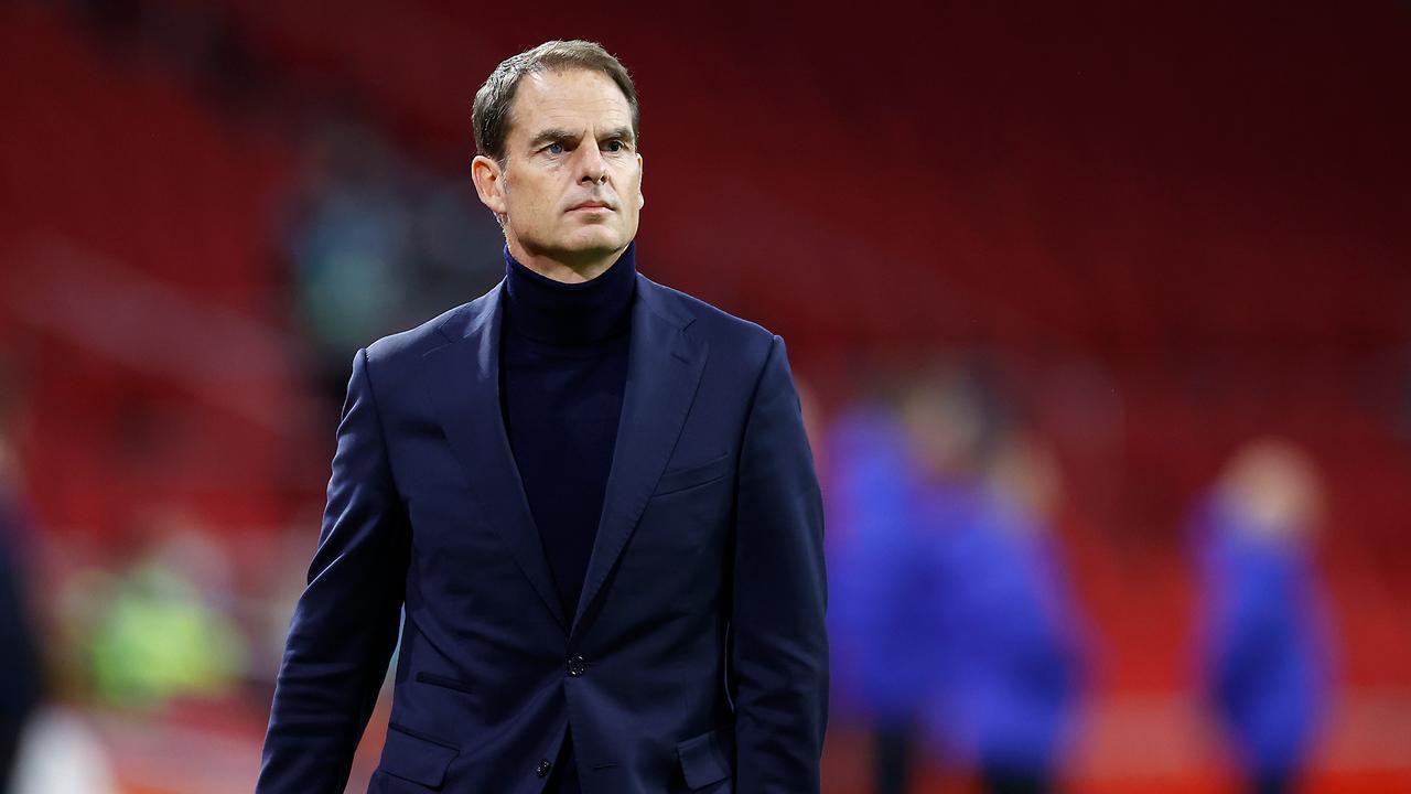 """""""Ç'të bëj, të ulem e të qaj?!"""", De Boer flet pas humbjes në Stamboll"""