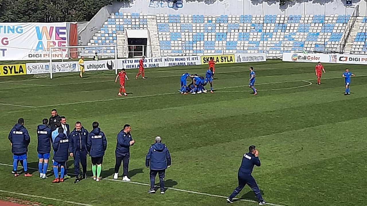 VIDEO/ Dinamo rimerr kreun, likuidon Burrelin rival në kryeqytet
