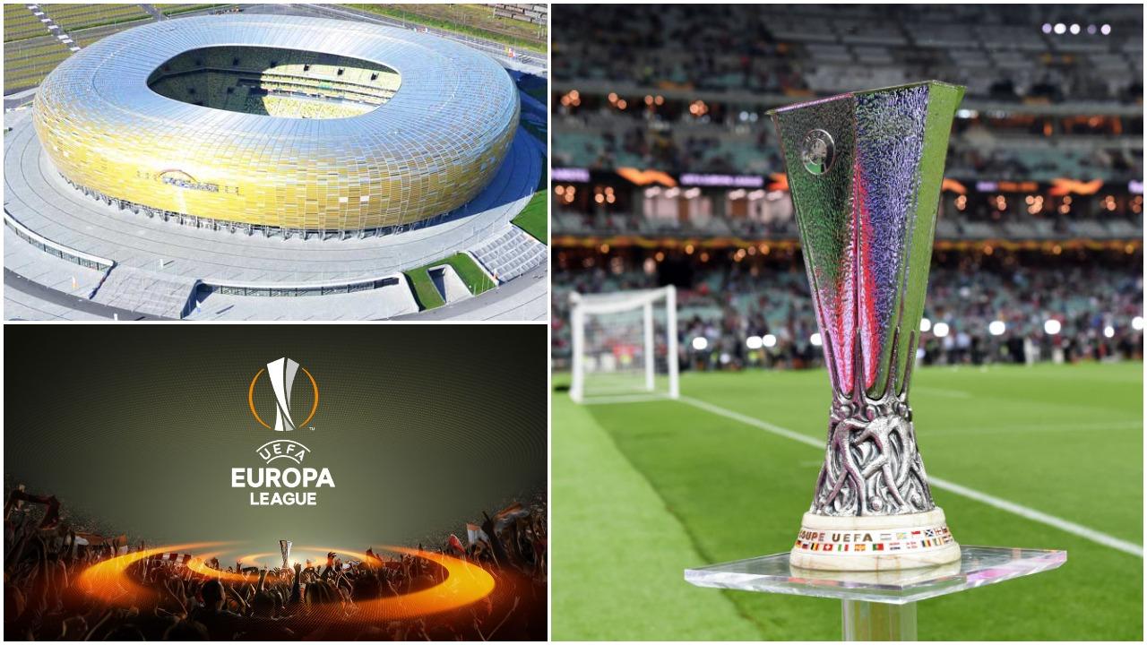 Finalja e Europa League: Merret vendimi zyrtar, 9500 tifozë në stadium