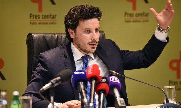 Arrestohen disa zyrtarë të lartë në Malin e Zi, Abazoviç: Dora e drejtësisë ka nisur të veprojë