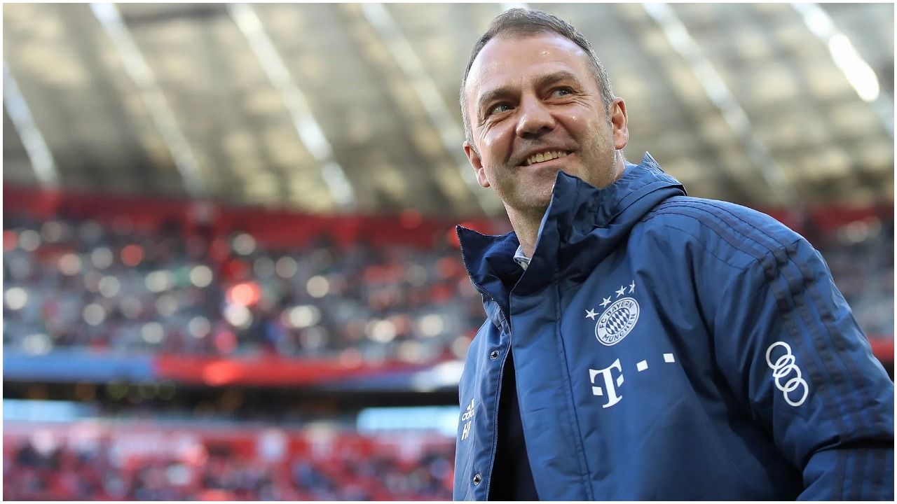 Hansi Flick trajneri i ri i Gjermanisë, vetëm zyrtarizimi mungon