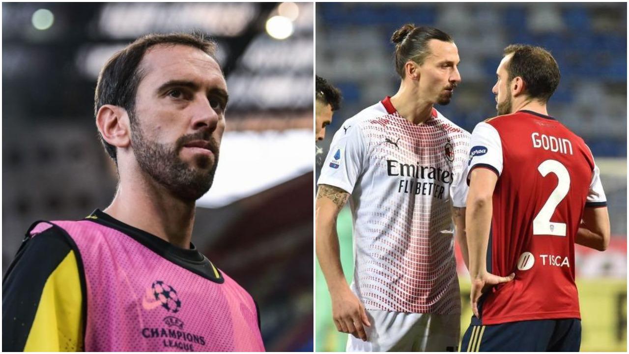 Kush e largoi nga Interi, Cagliari dhe ofendimet me Ibrën: Rrëfehet Godin