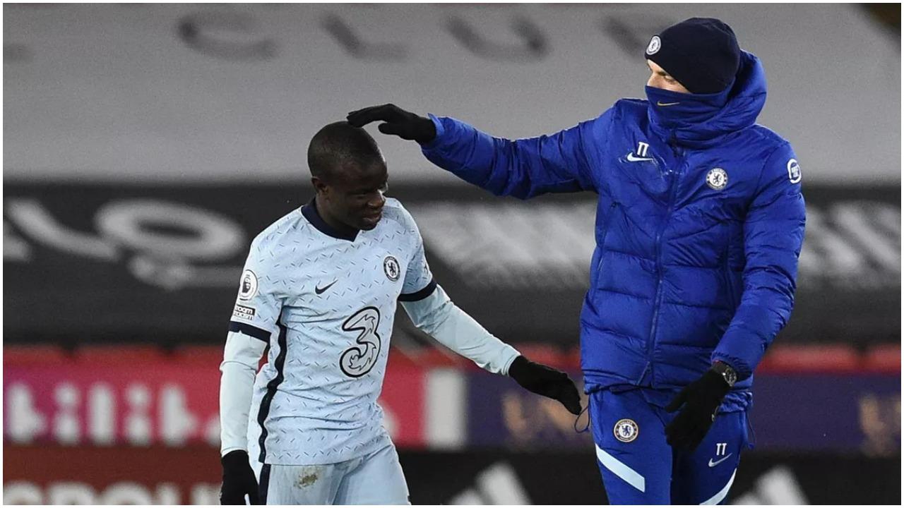"Kante: Me Conte ishim ""zjarr"", Tuchel më donte te PSG. Chelsea? Jemi rikthyer"