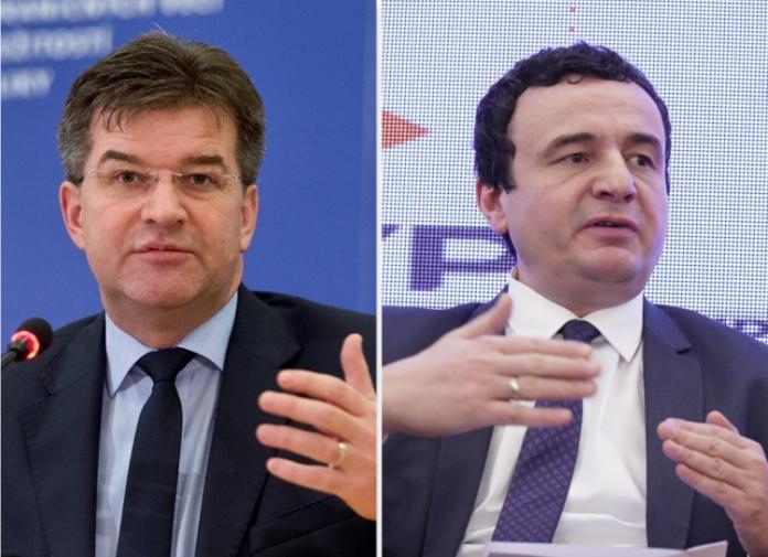 Lajçak: Kurti e di mirë që bashkësia ndërkombëtare pret që dialogu të vazhdojë
