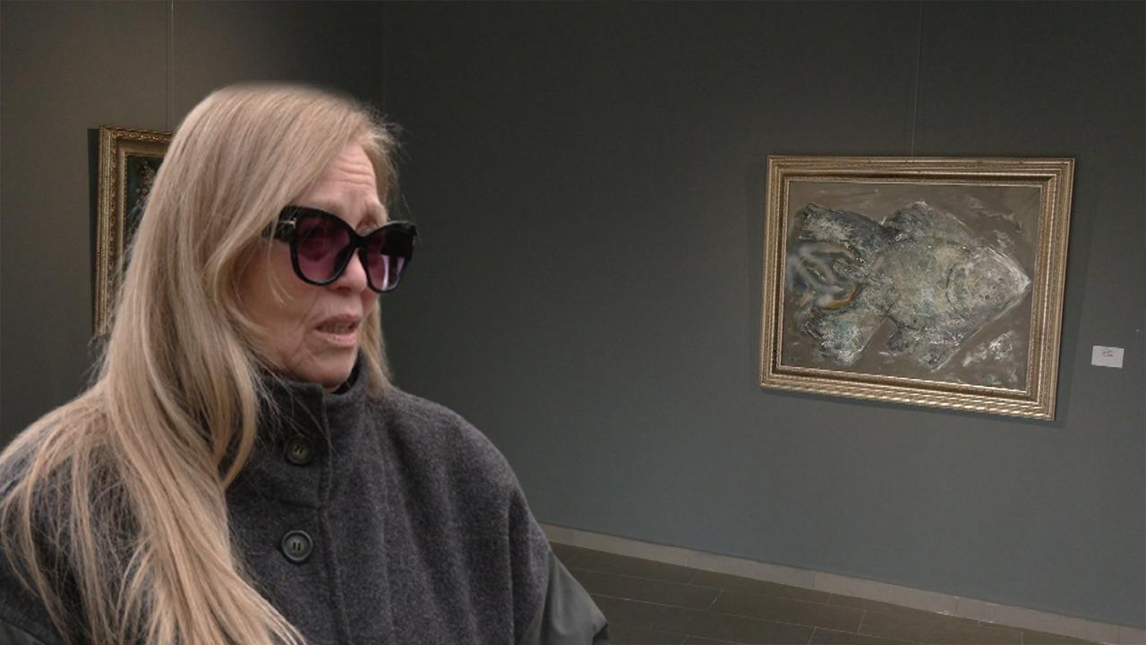 """""""Mendje e bukur"""", ekspozitë dedikuar artistes rebele: Lumja do të ekzistojë"""