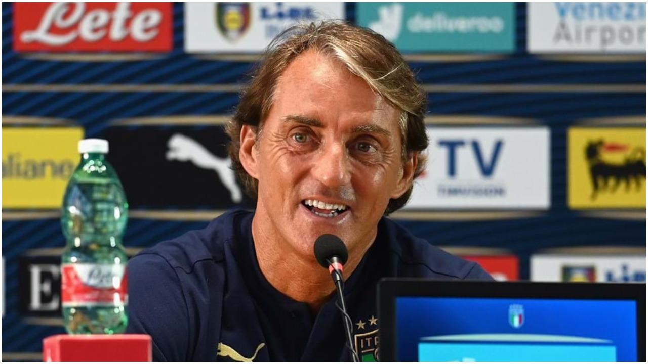 """""""Tersi"""" Bullgari, Mancini: Transfertë e vështirë, pres fitore me shumë gola"""