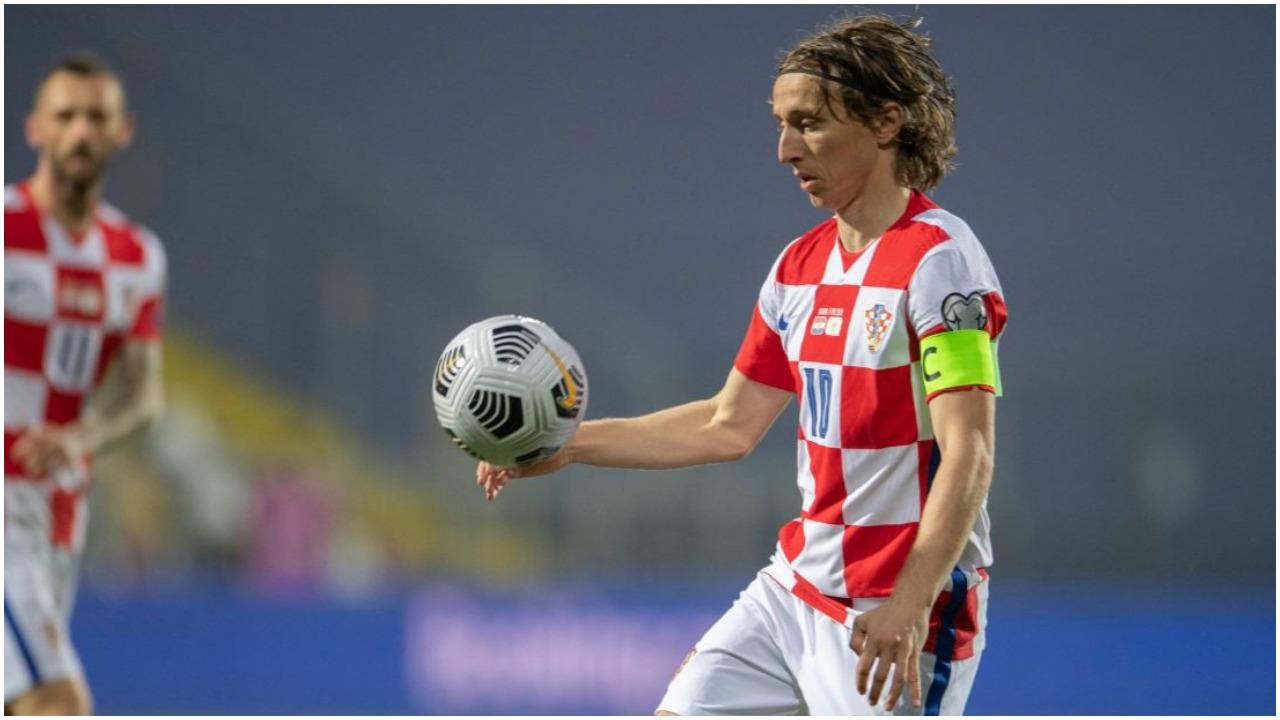 Ndeshje e veçantë për Luka Modric, kapiteni shkruan historinë me Kroacinë