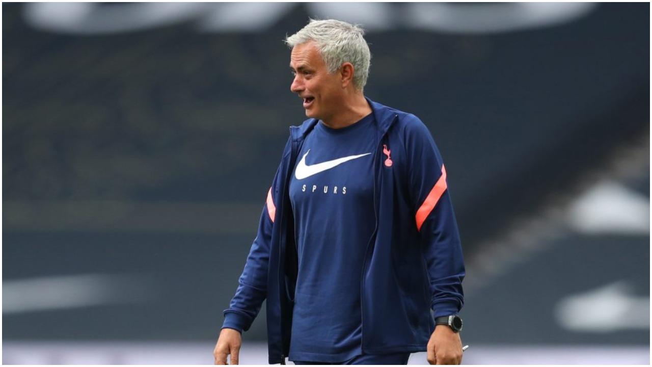 Ka nxjerrë detajet e stërvitjes, Mourinho në kërkim të një spiuni