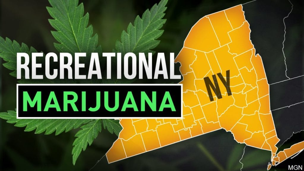 New York-u legalizon marihuanën
