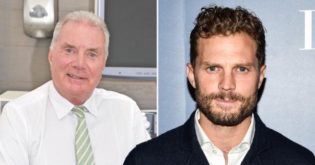 """Aktori i njohur i """"Fifty Shades of Grey"""" humb të atin nga koronavirusi"""
