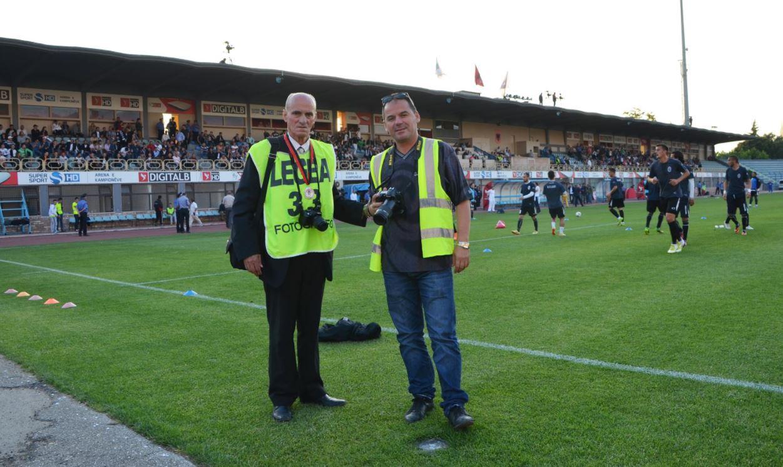 COVID-19 e mposht, shuhet fotoreporteri i përjetshëm i Partizanit