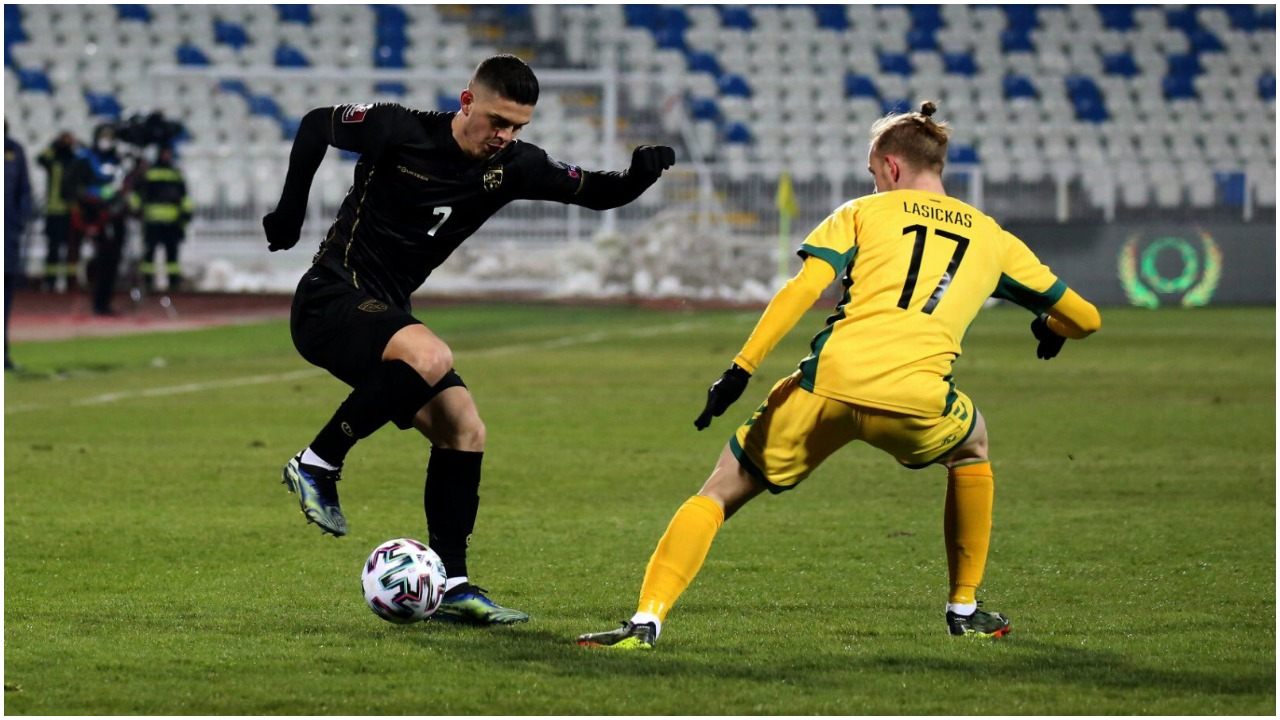 Rashica kërkon rezultat pozitiv me Suedinë, Ujkani: Ky lojtar më befasoi