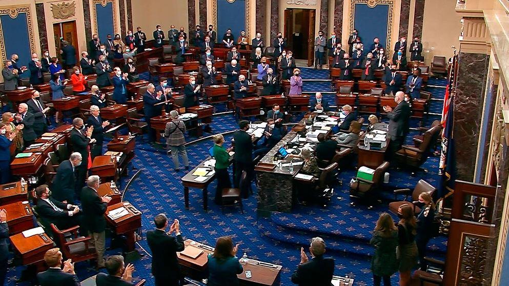 SHBA miraton paketën stimuluese 1.9 milionë dollarë kundër COVID-19