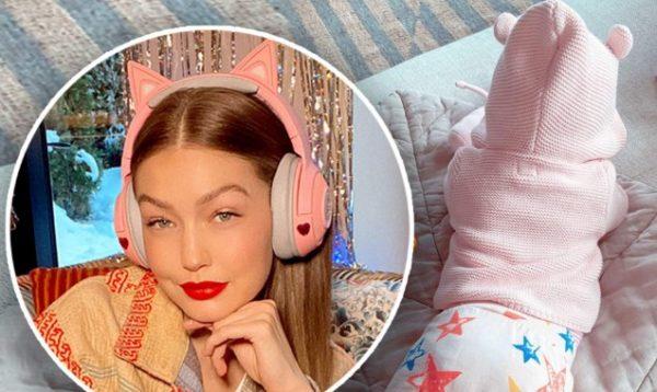 Gigi publikon padashje këtë foto të vajzës dhe e fshin menjëherë