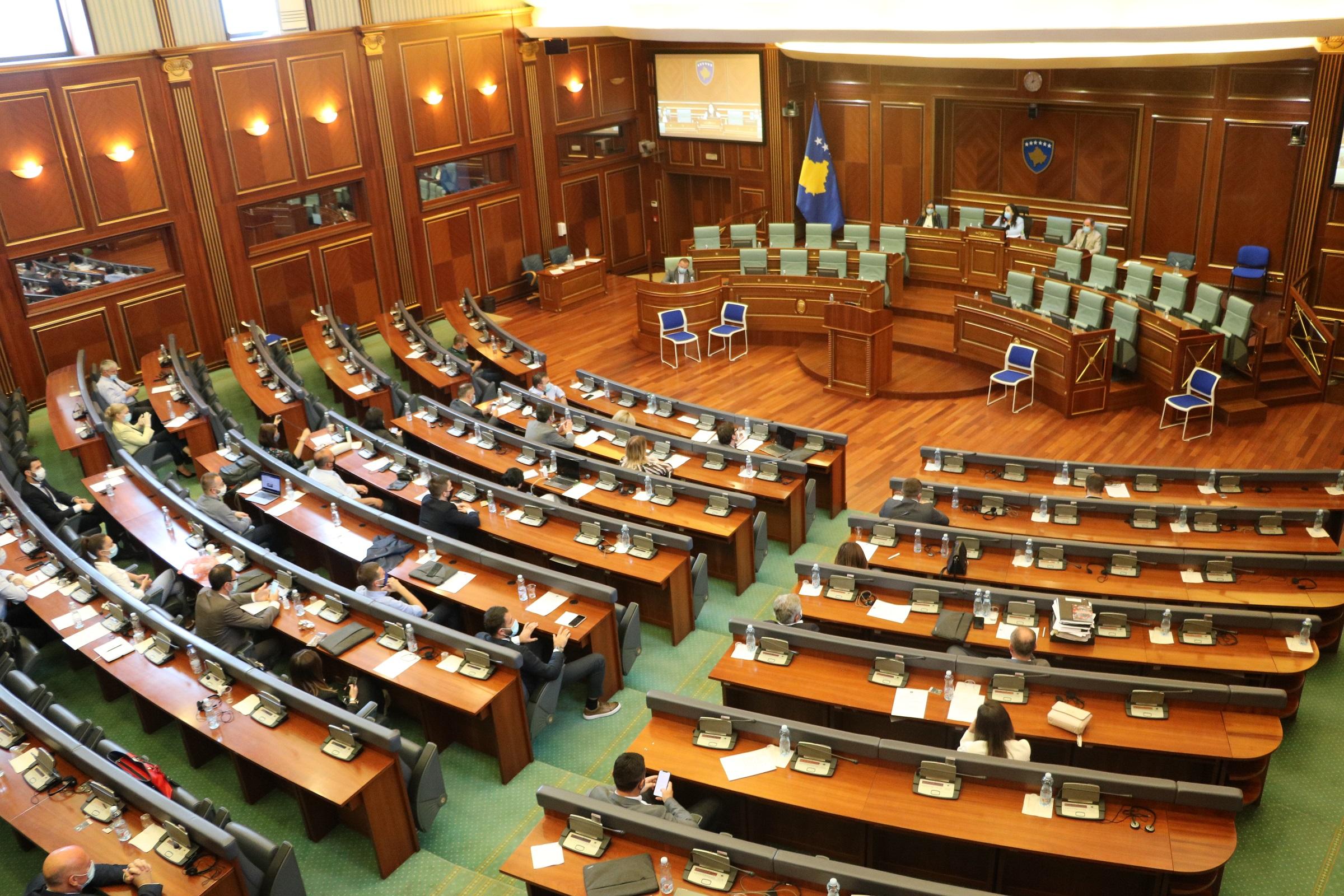 Kosovë, mbahet sot seanca konstituive e Kuvendit të dalë nga zgjedhjet e 14 shkurtit