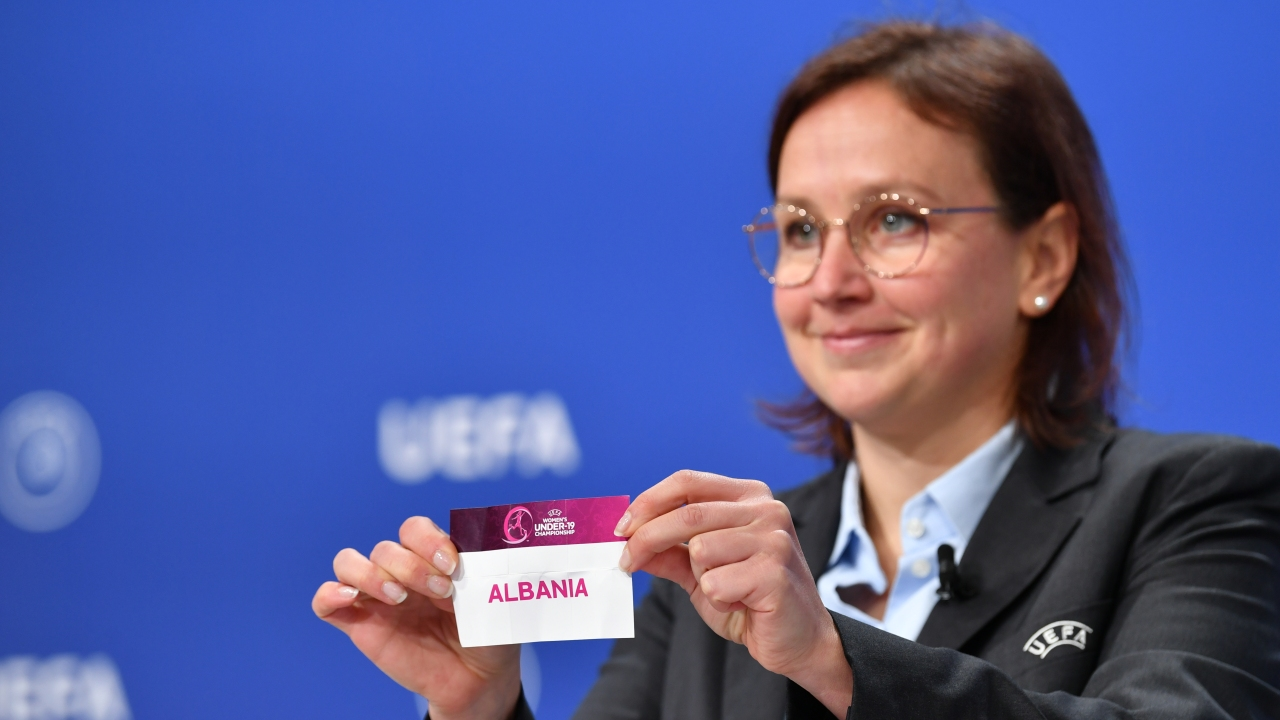 Futboll femra/ Shqipëria U17, shorti i rezervon Azerbajxhanin dhe Malin e Zi
