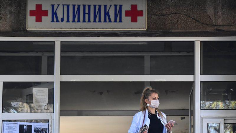 Maqedonia e Veriut regjistron 642 raste të reja dhe 25 viktima nga Covid-19 në 24 orë