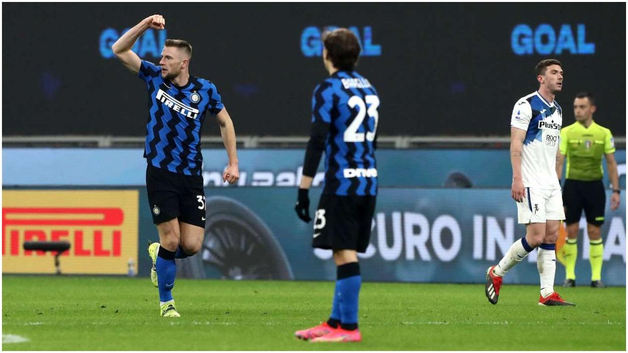 VIDEO/ Shtatë fitore radhazi, Interi thyen Atalantën dhe marshon drejt titullit
